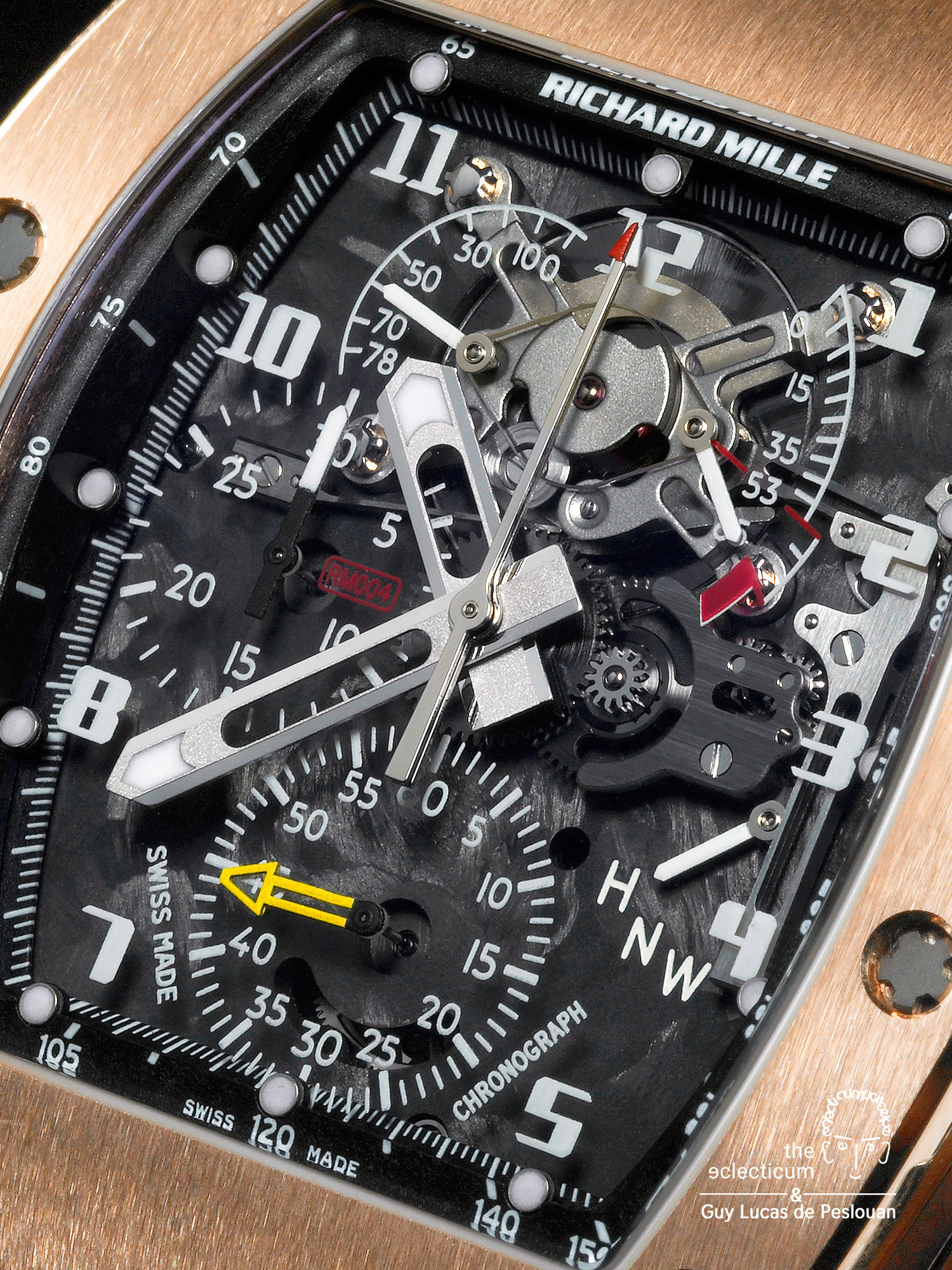 Richard Mille RM 004 Split Seconds Chronograph