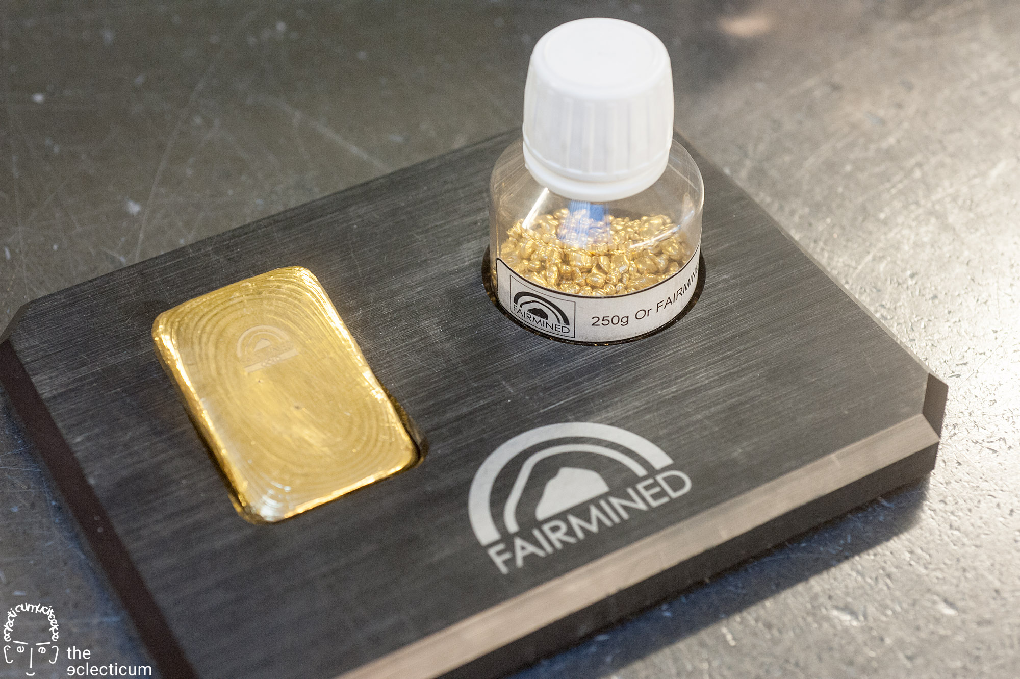 Chopard in-house foundry Fairmined Gold