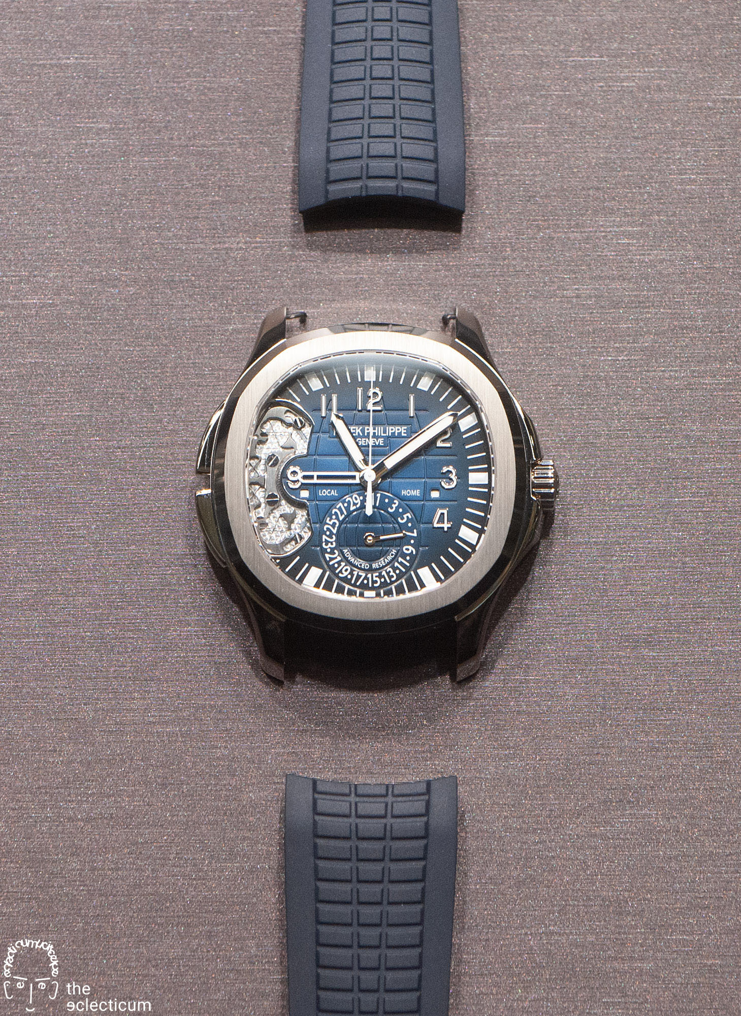 Patek Philippe 5650G Advanced Research Aquanaut Travel Time