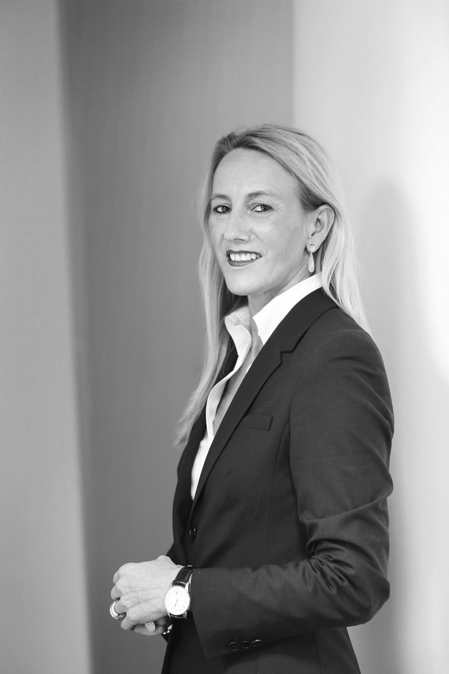 Christine Hutter CEO Moritz Grossmann