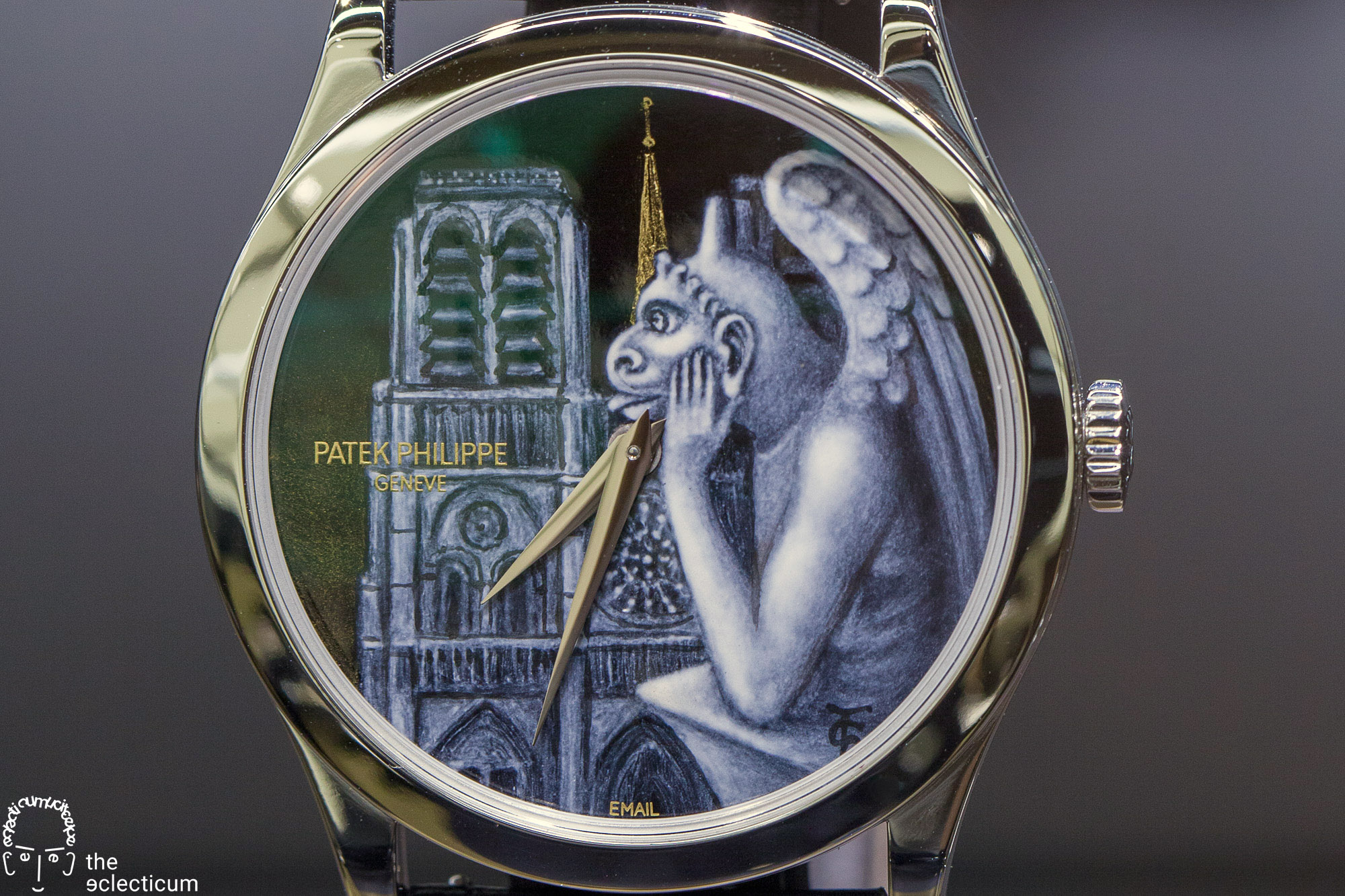 Patek Philippe 5077P Cathedral Notre Dame