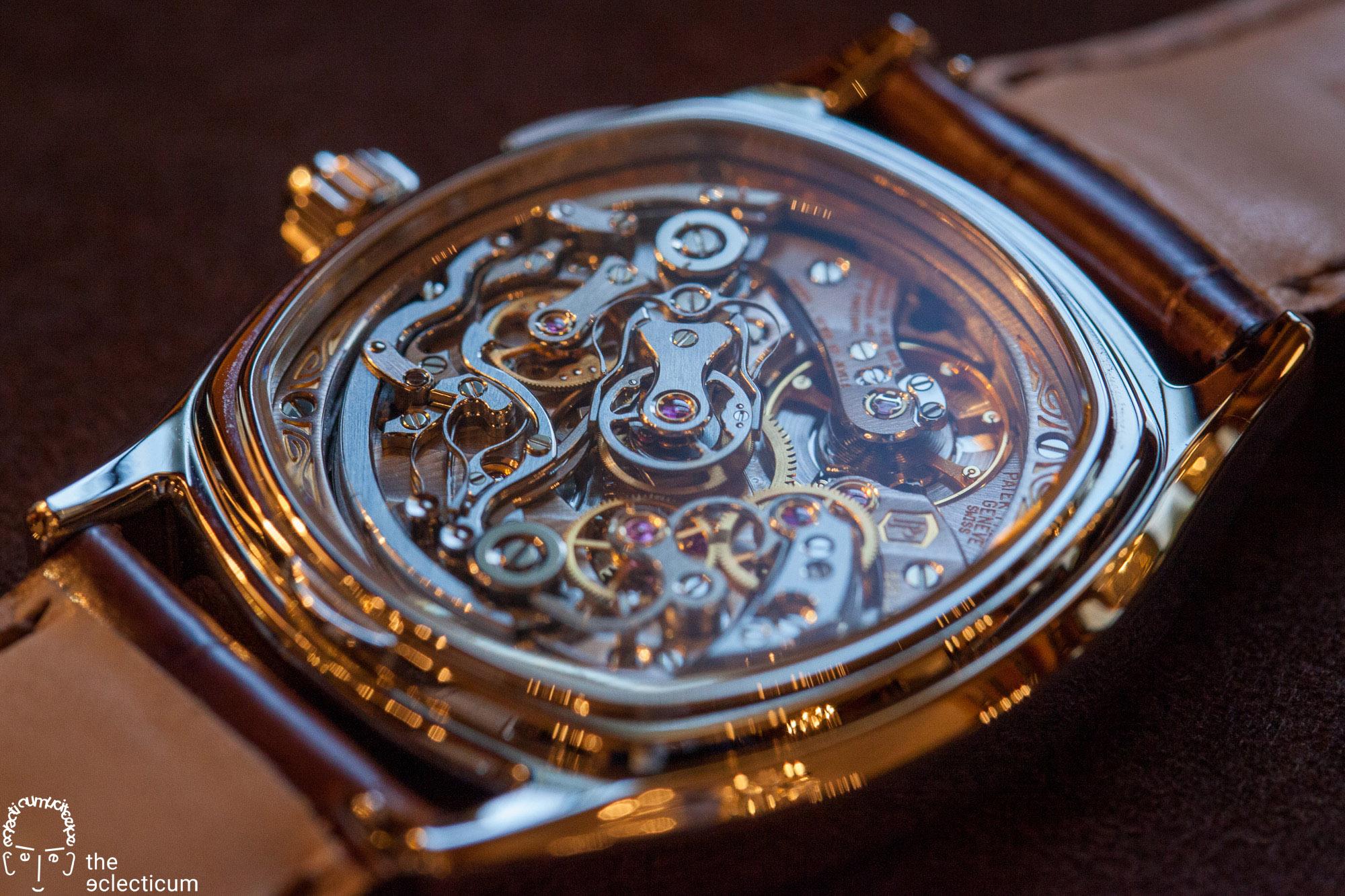 Patek Philippe Split seconds chronograph rattrapante 5950 monopusher CHR 27-525PS