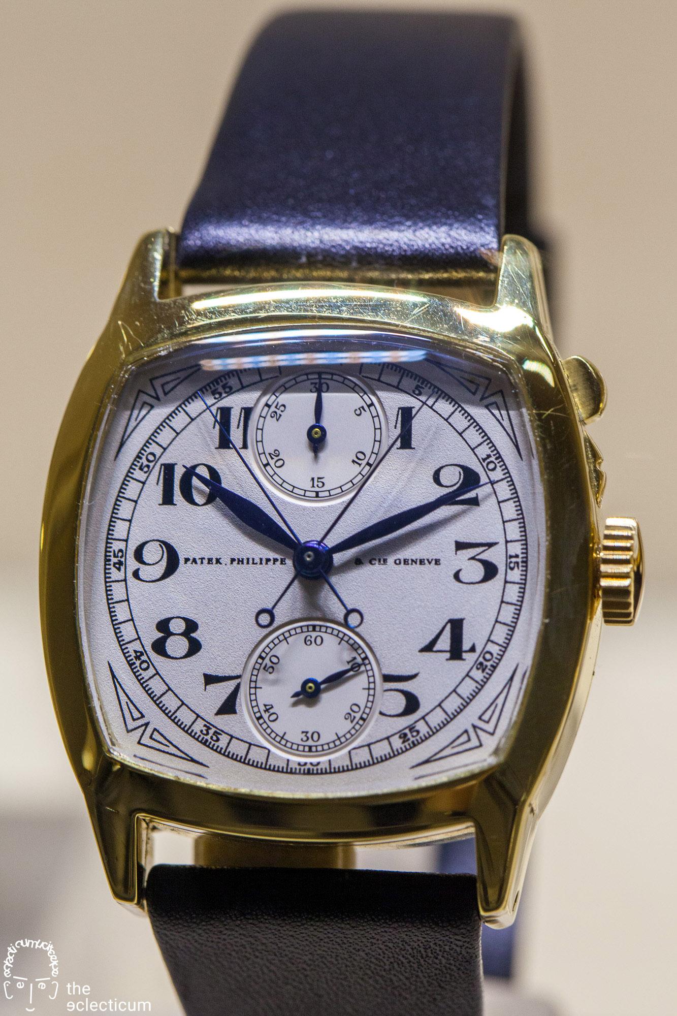 Patek Philippe Split seconds chronograph rattrapante monopusher