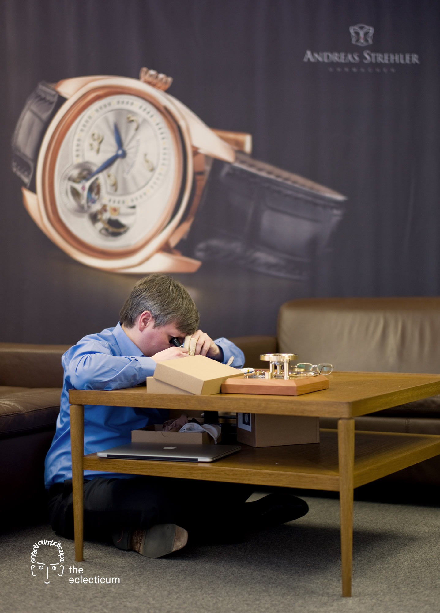 Andreas Strehler watchmaker AHCI
