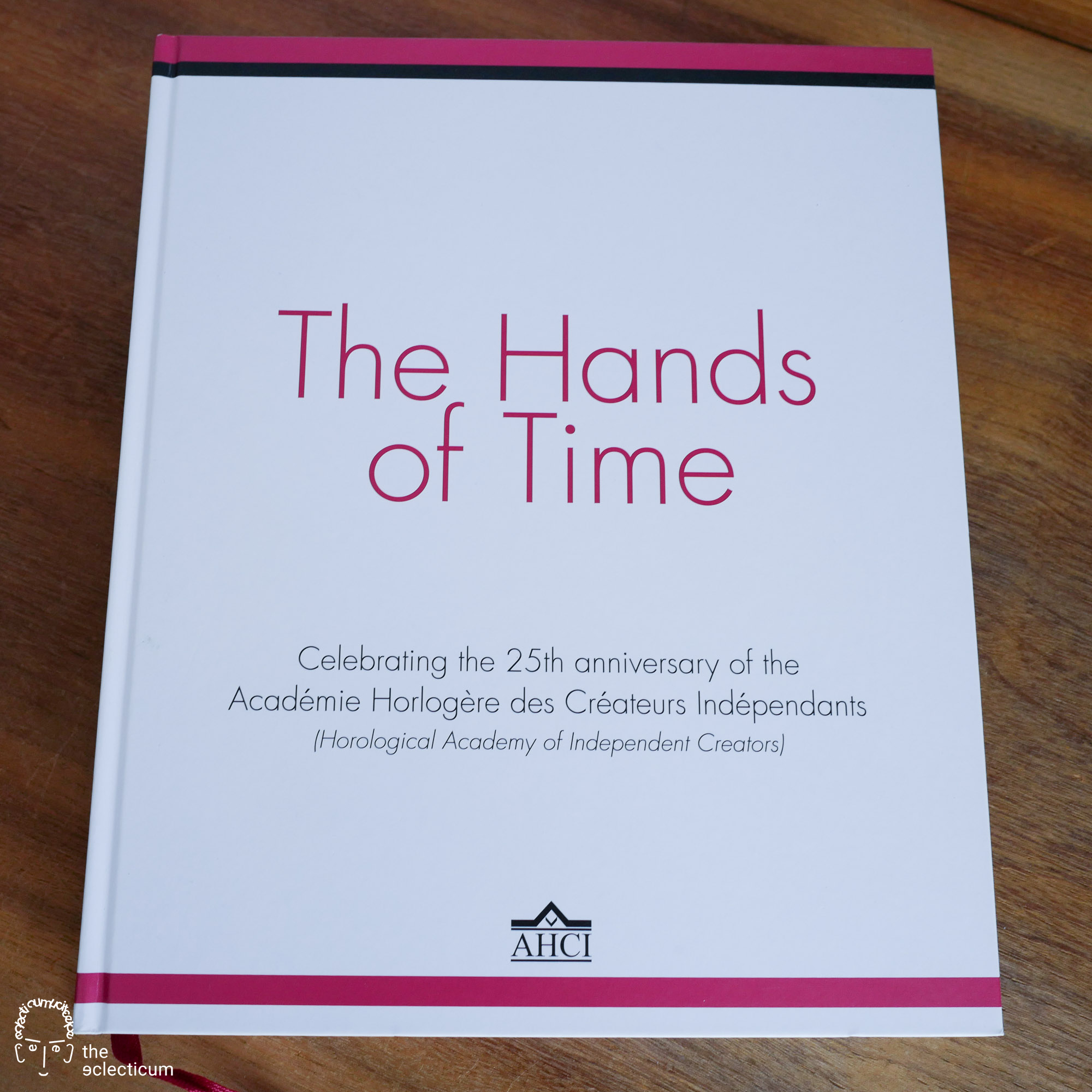 The Hands of Time AHCI watchmaking Skellern book