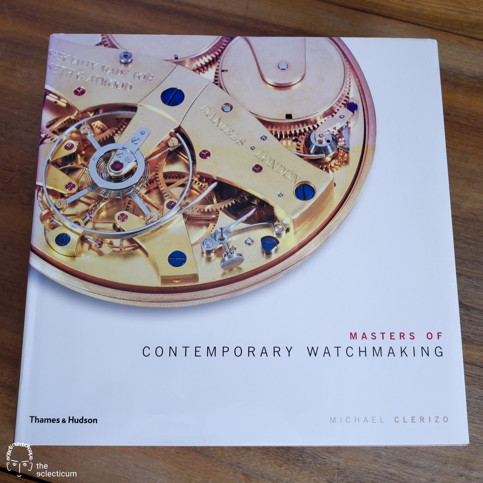 Masters of contemporary watchmaking Clerizo book