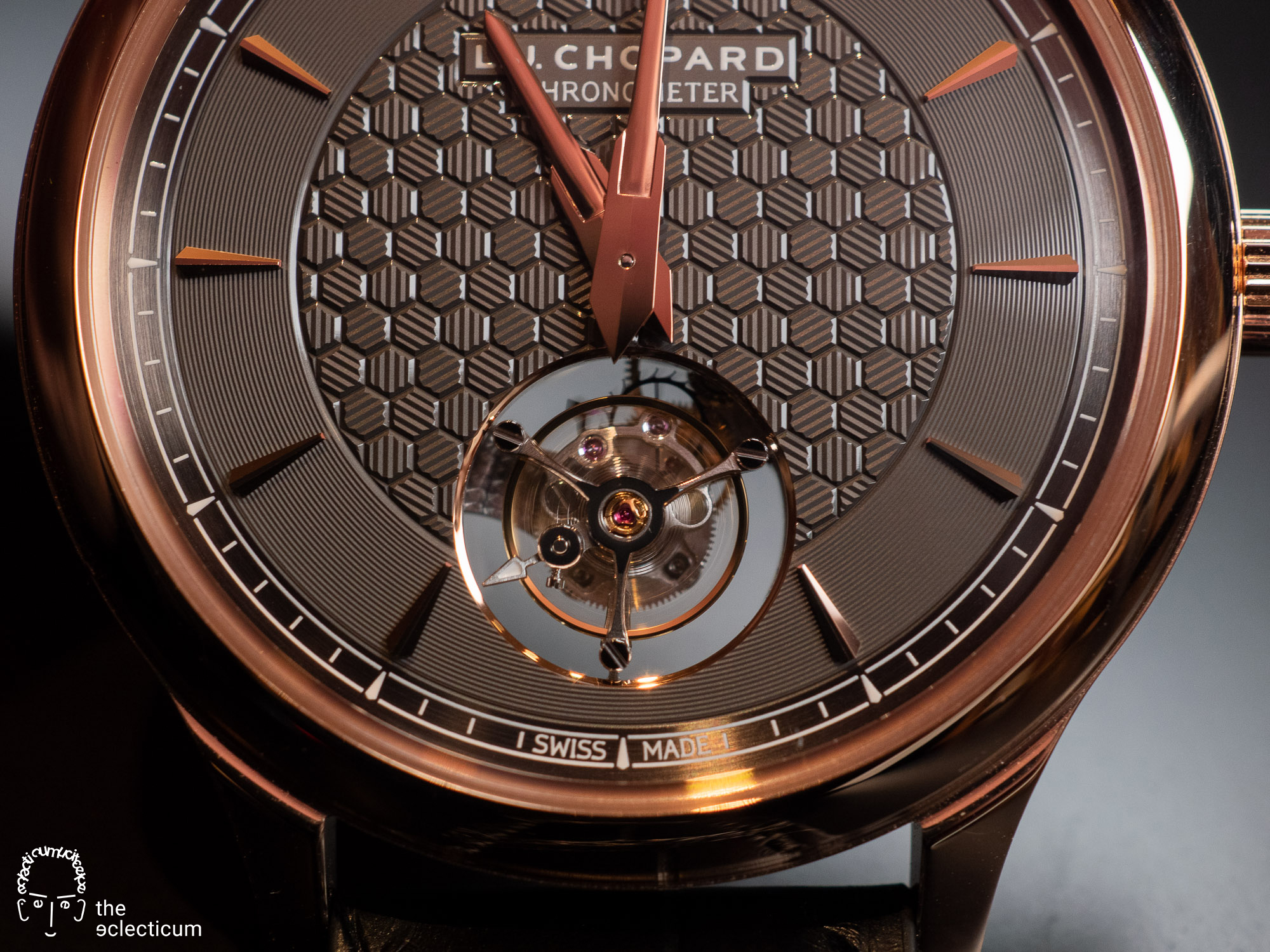 Chopard L.U.C. Flying T Twin tourbillon