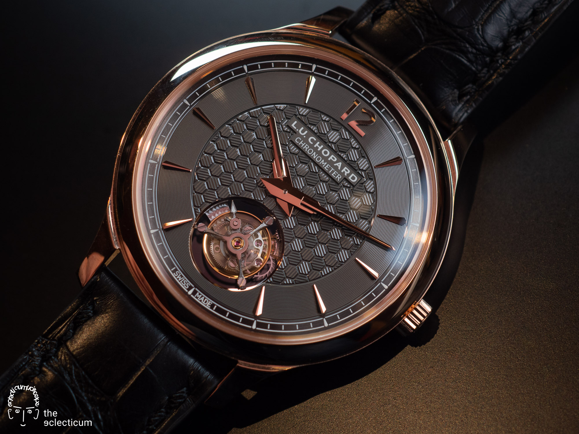 Chopard L.U.C. Flying T Twin Flying Tourbillon
