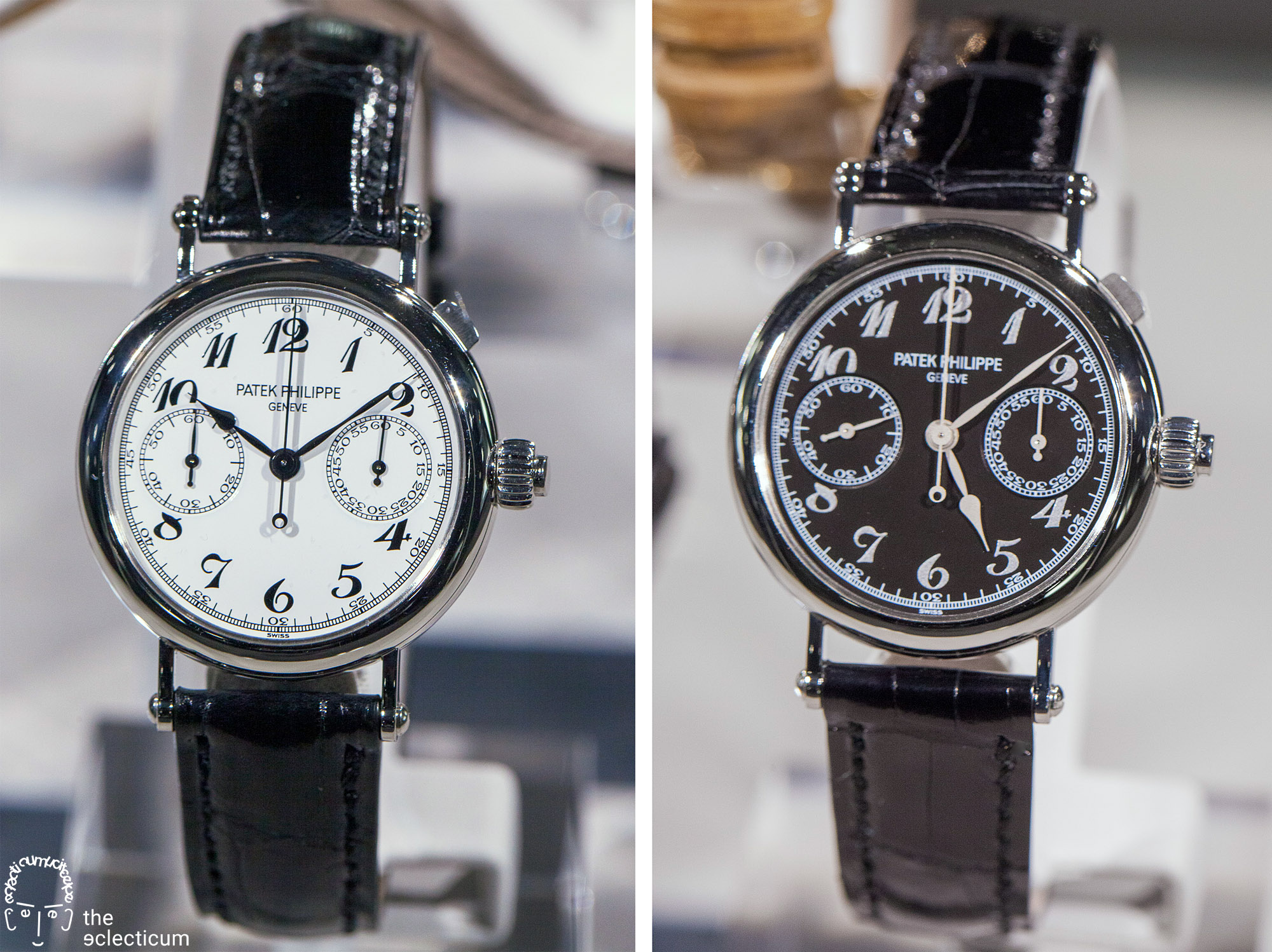 Patek Philippe Split seconds chronograph rattrapante 5959 monopusher