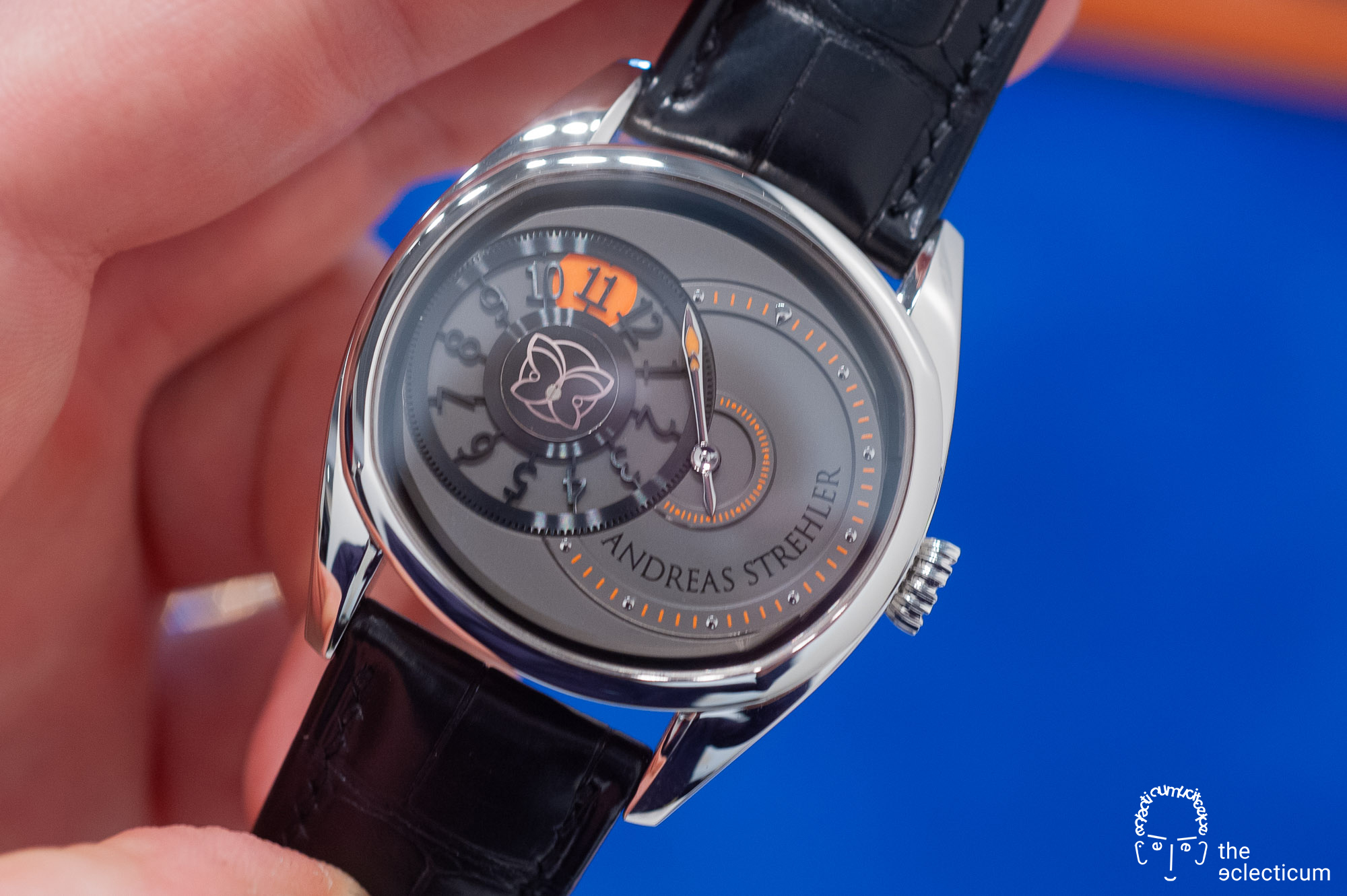 Andreas Strehler Time Shadow hands on