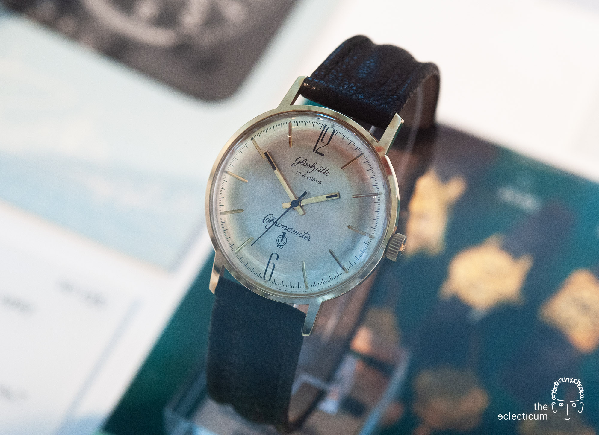 Glashütte Original Chronometer Museum 1960