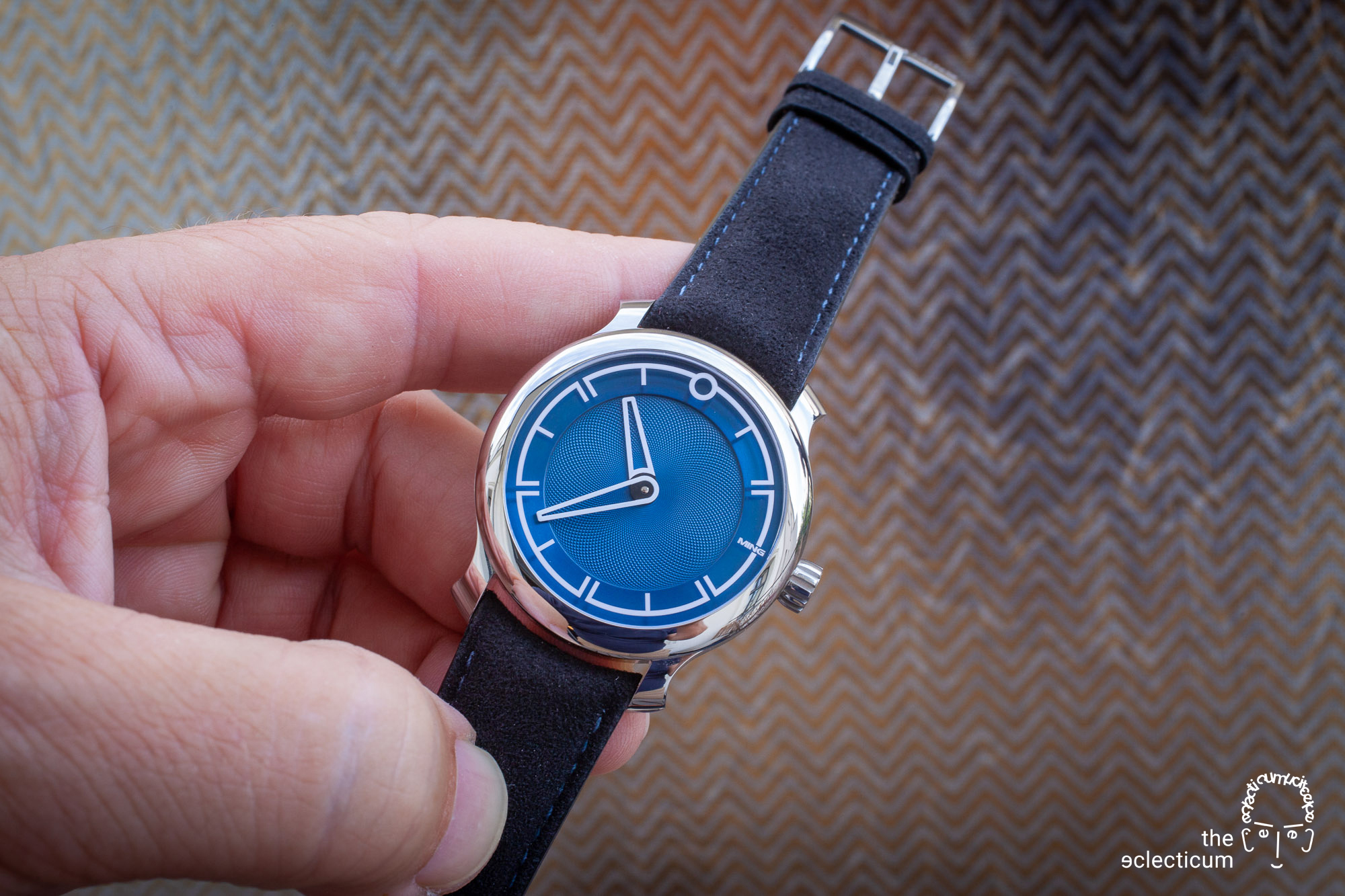 hands-on MING 17.09 BLUE