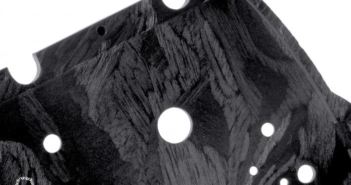 Richard Mille RM 004 Split Seconds Chronograph Carbon fiber platine