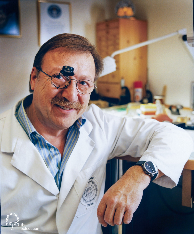 Paul Gerber master watchmaker AHCI manufacture