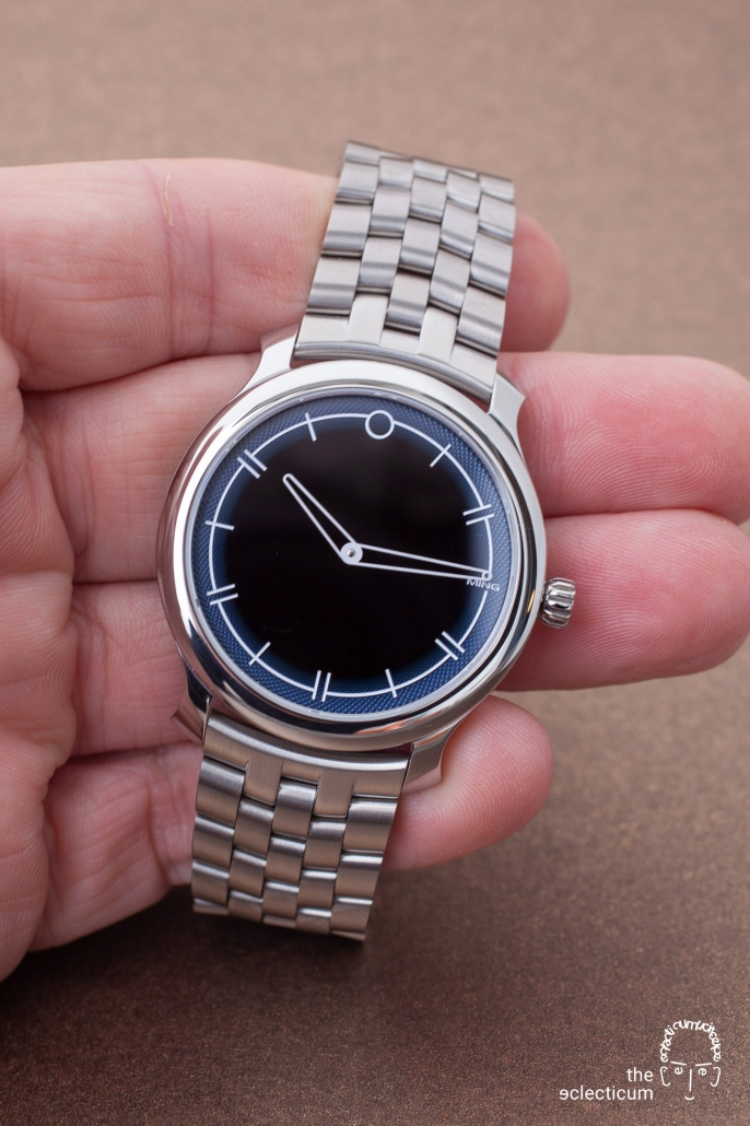 Hands-on with the MING 27.02 - a novelty for 2021