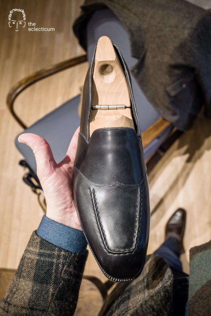 loafer Leonard Kahlcke
