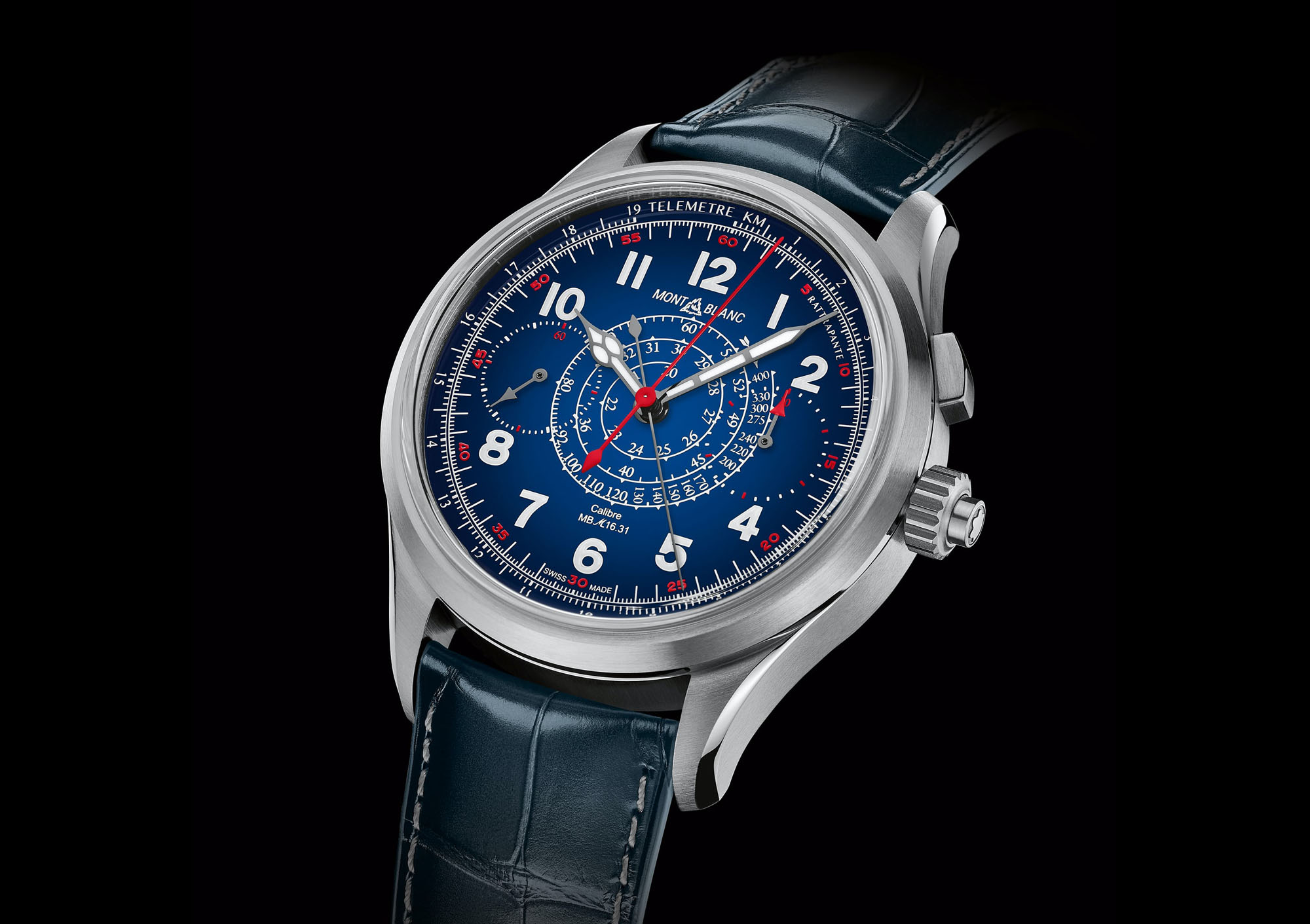 Montblanc 1858 Split Second Chronograph Only Watch 2019