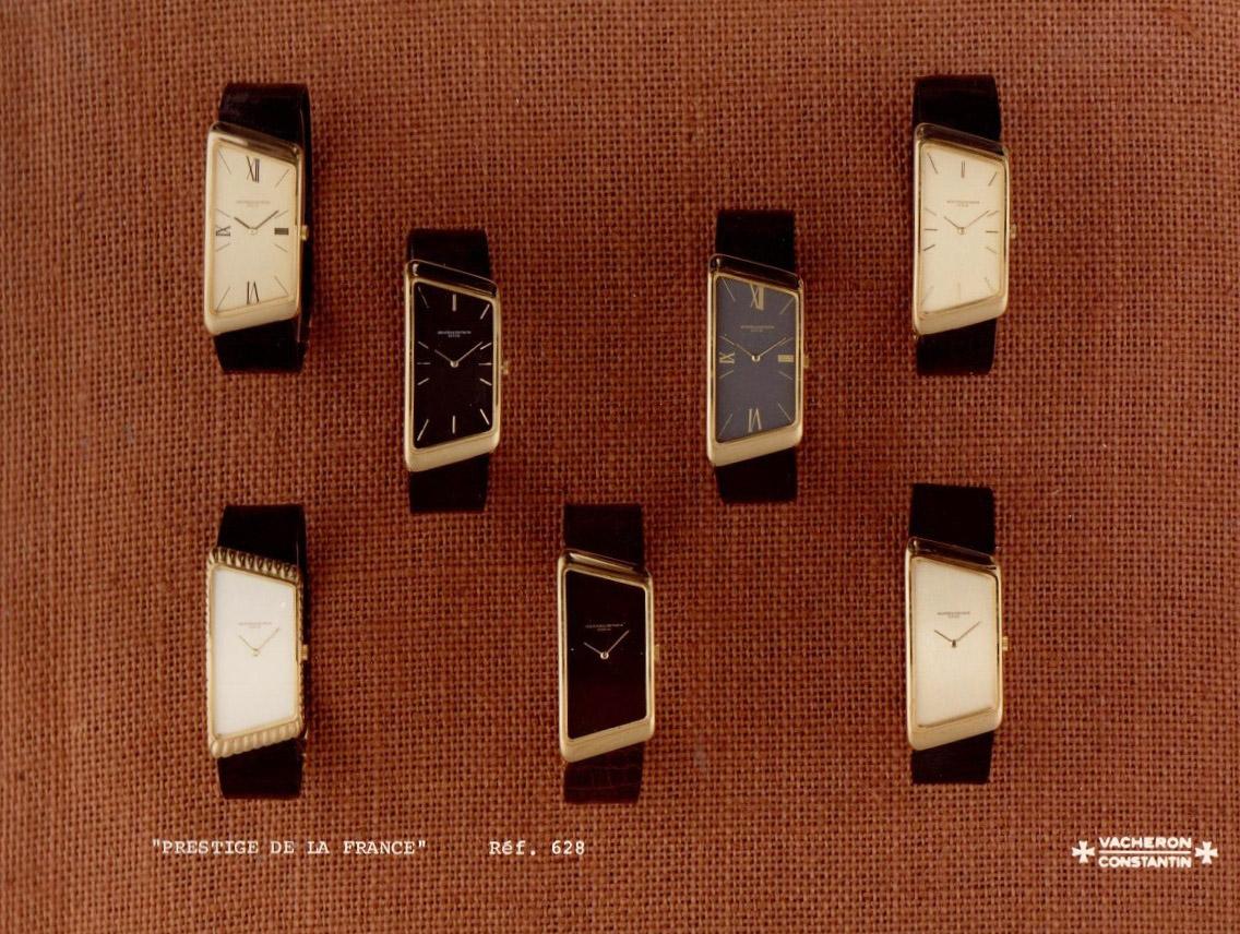 Vacheron Constantin Prestige de la France 1972