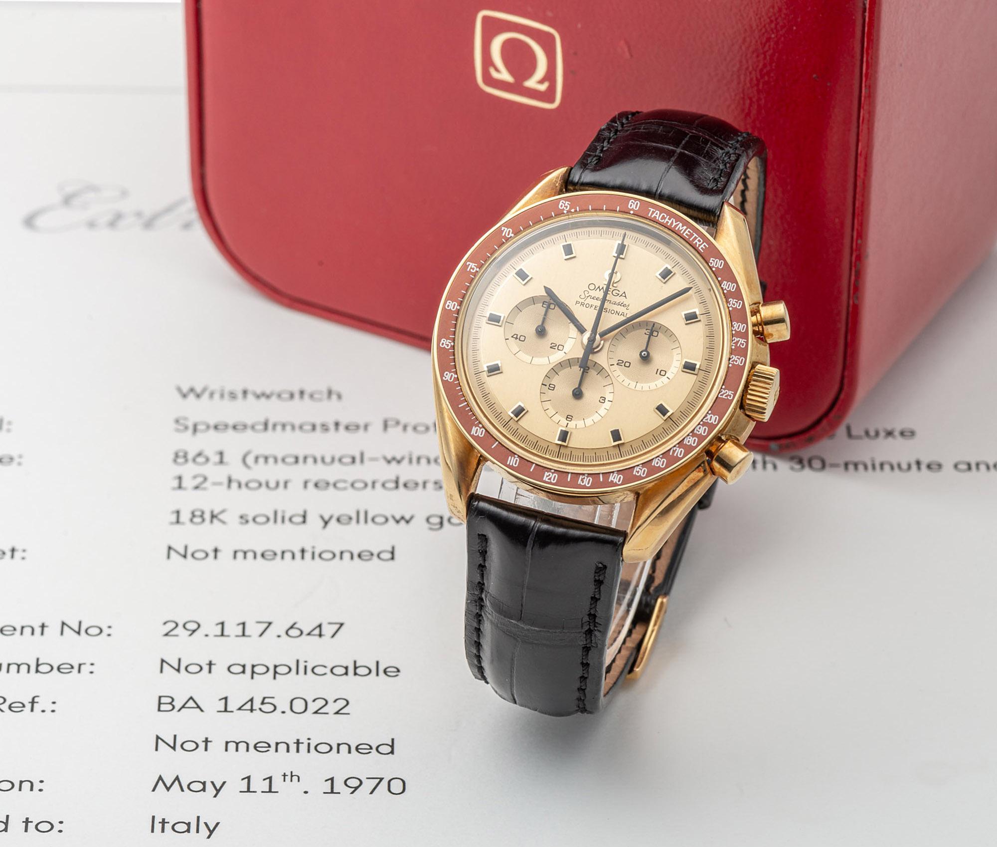 Omega Speedmaster Apollo XI Ref. 145.022-69