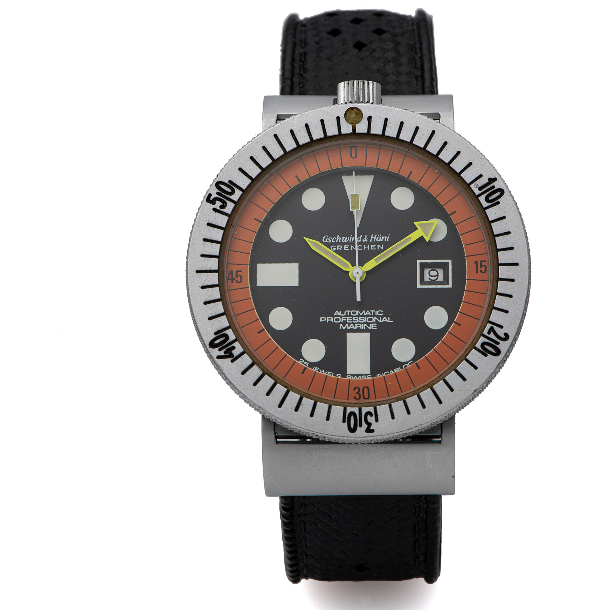 Gschwind & Häni Prototype Diver's Watch