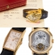 Antiquorum Auction May 2020 Patek Philippe Ref. 2554 Manta Ray Cartier Crash Watch Daniel Roth Tourbillon Regulator