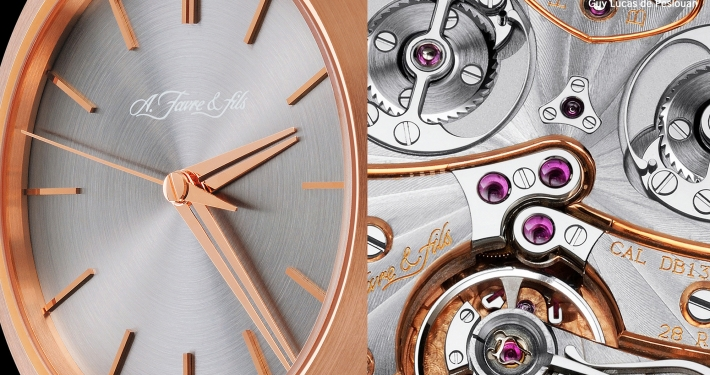 Photographer Guy Lucas de Peslouan shares his images and thoughts on the A. Favre & Fils ´Phoenix – 10.2 Pure` - plus some context by ´the eclecticum`