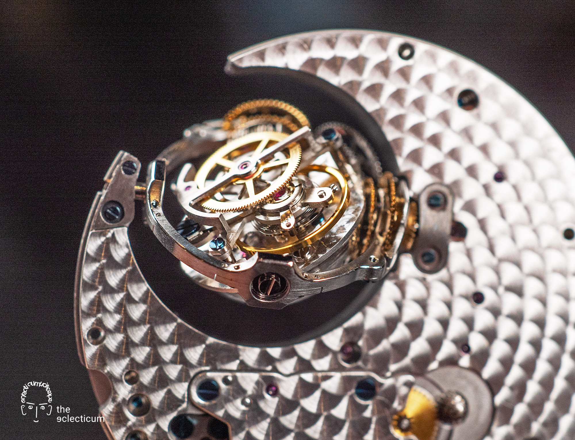 Zenith Gyroscope detail