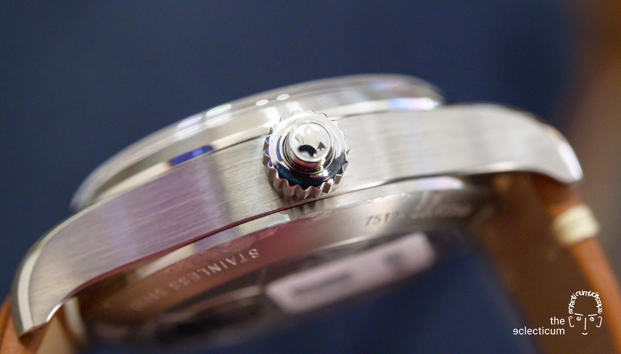 Montblanc 1858 Monopusher Chronograph automatic coaxial crown
