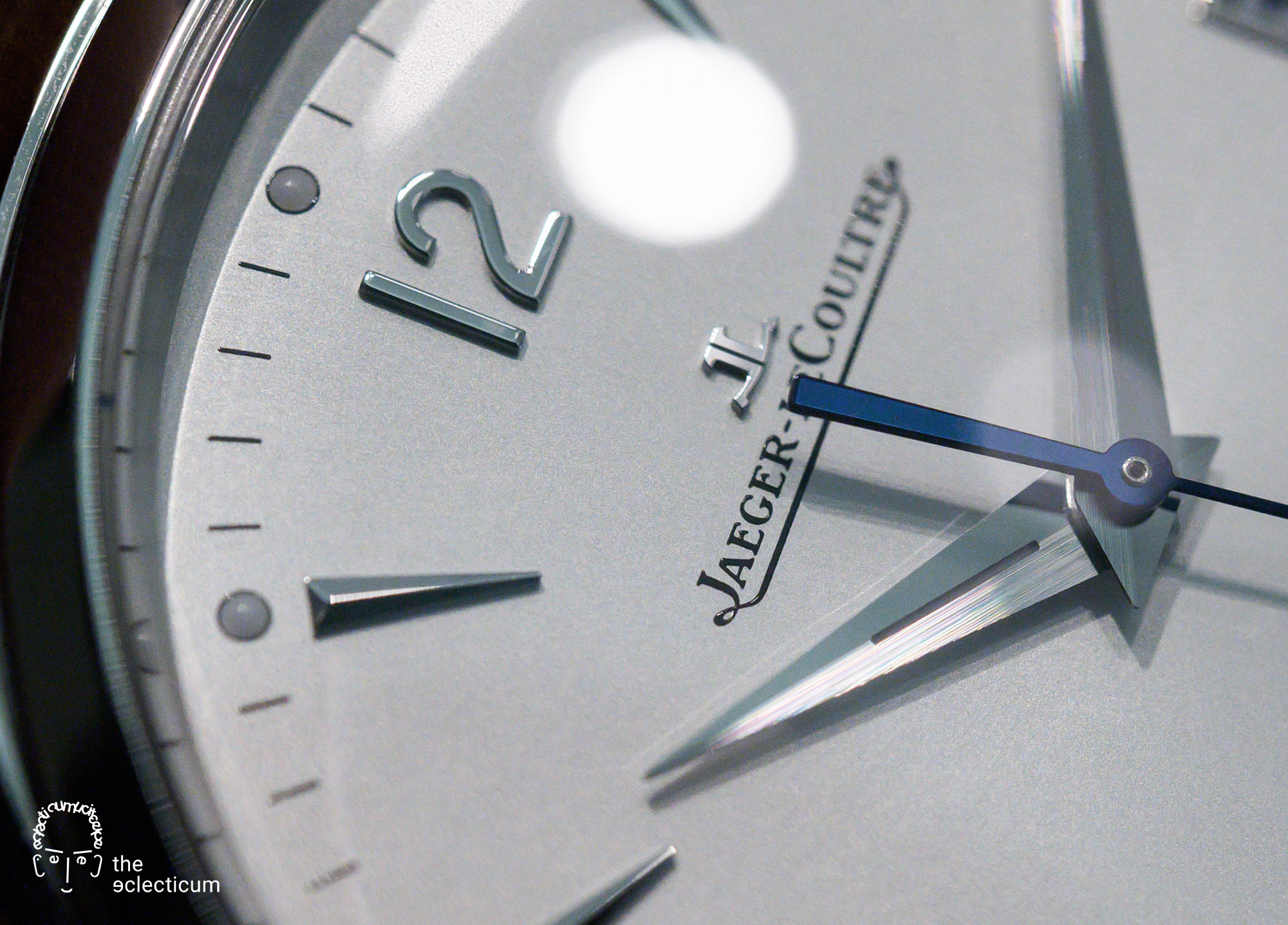 Jaeger-LeCoultre Master Control Date 2020 Dial