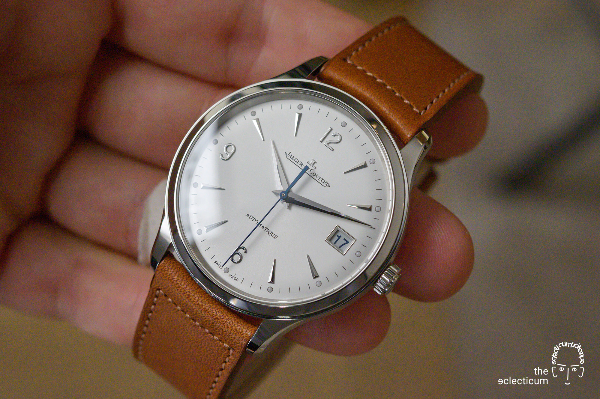 Jaeger-LeCoultre Master Control Date 2020
