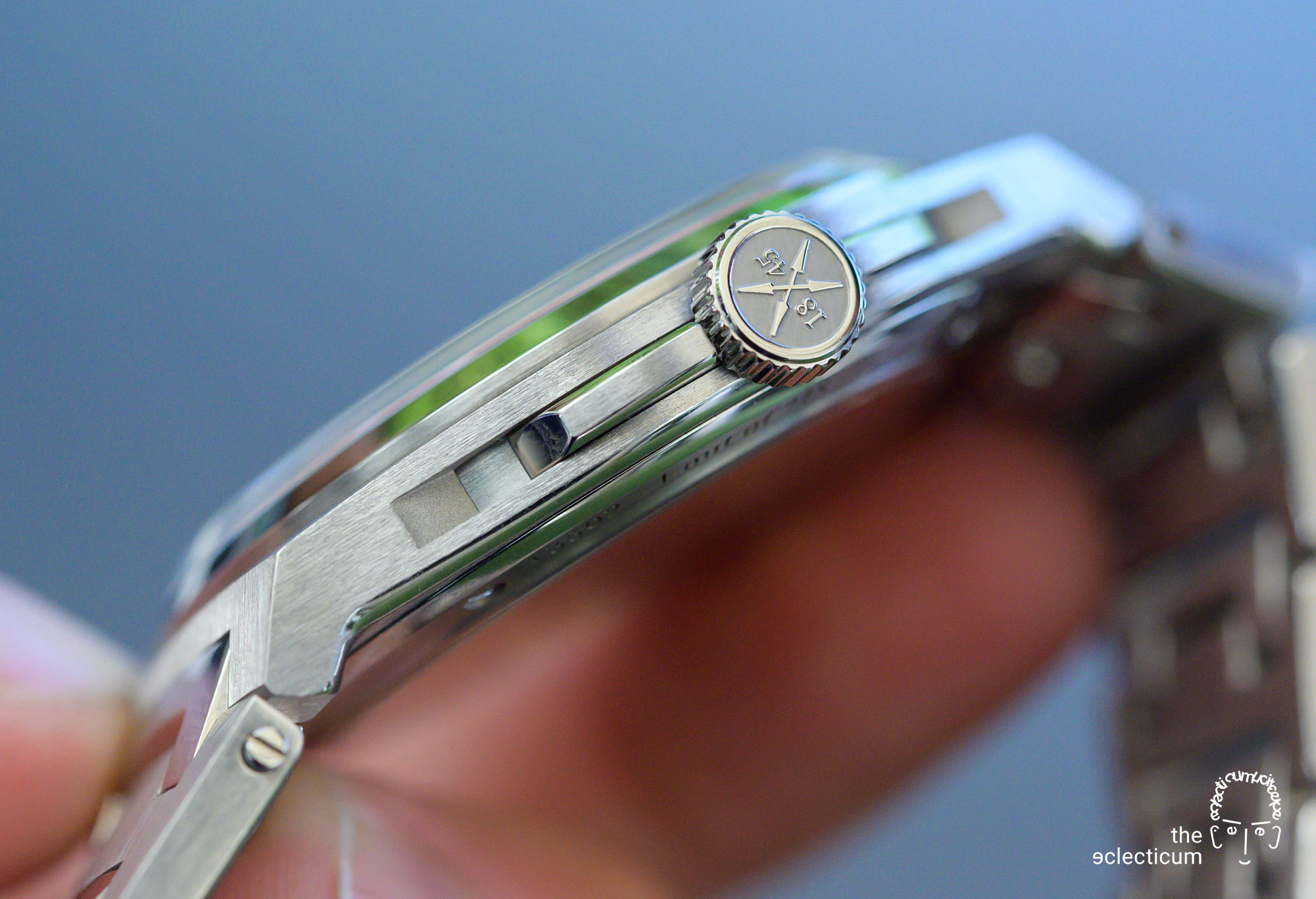 Czapek & Cie Antarctique stainless steel sports watch