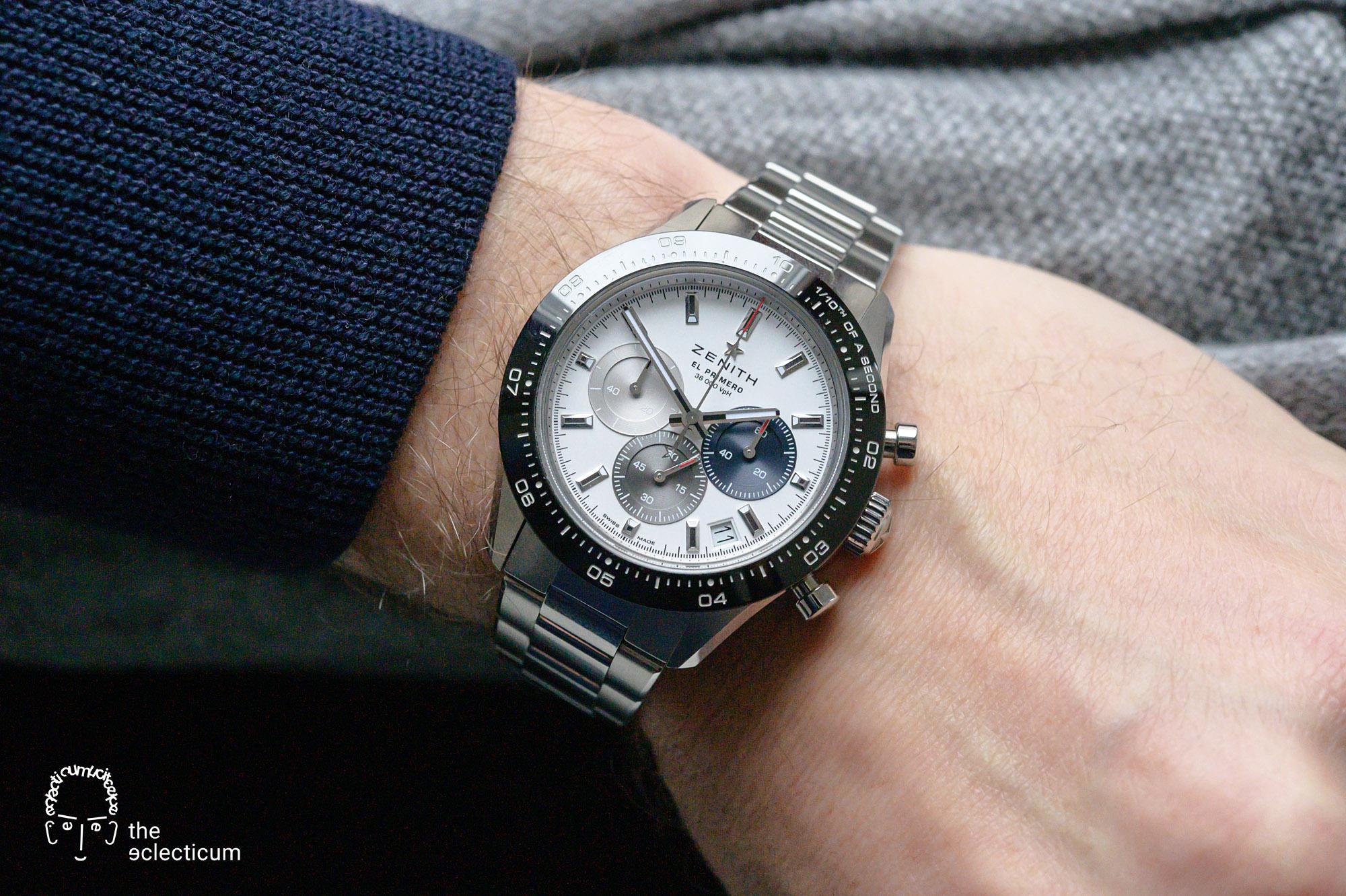 Zenith Chronomaster Sport automatic chronograph El Primero Cal. 3600