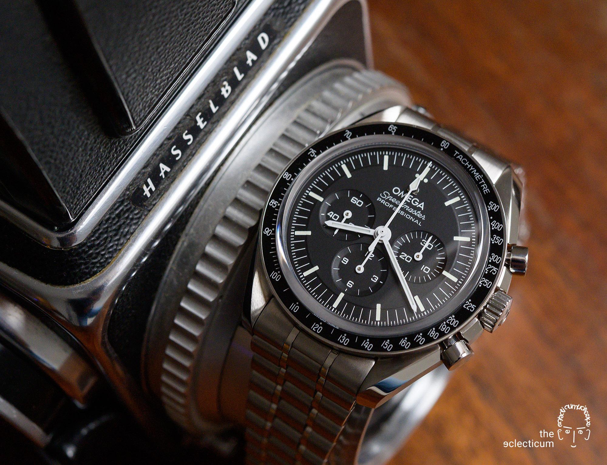 Omega Speedmaster Moonwatch Cal. 3861 Hasselblad