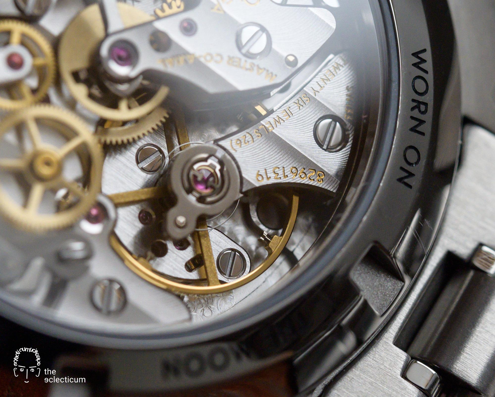 Omega Speedmaster Moonwatch Cal. 3861