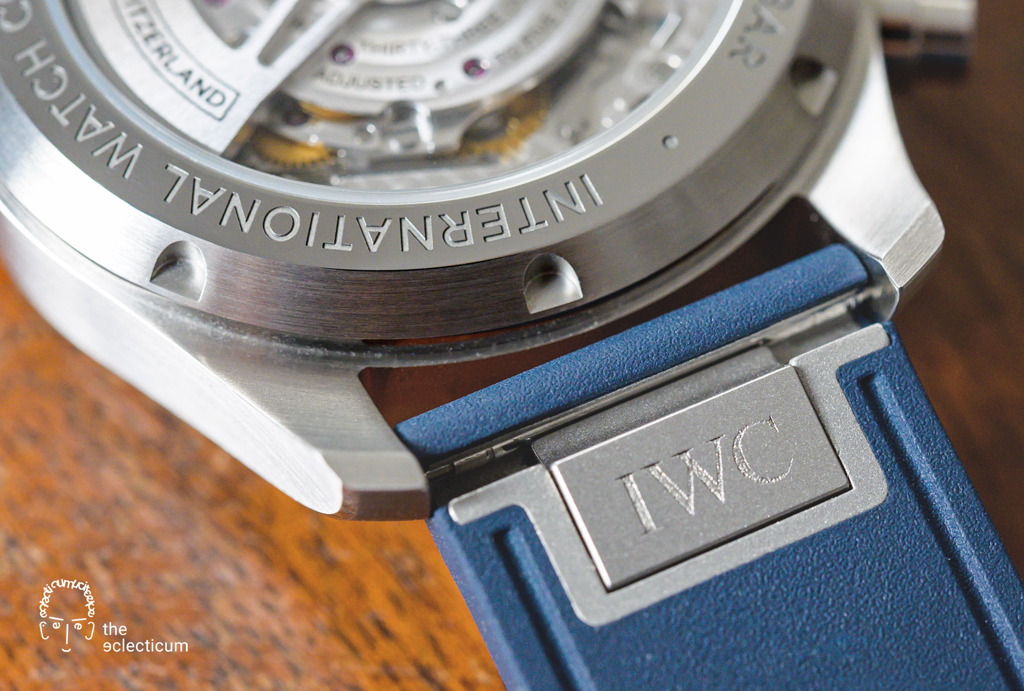 IWC Pilot's Chronograph 41mm automatic 3881 chronograph in-house EasX-CHANGE quick release