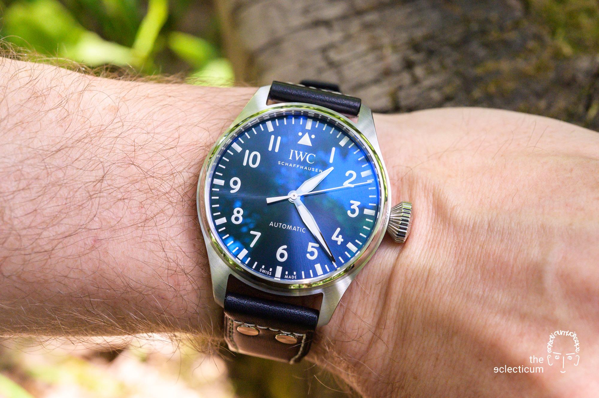IWC Schaffhausen Big Pilot's Watch 43 Cal. 81000 IW3293
