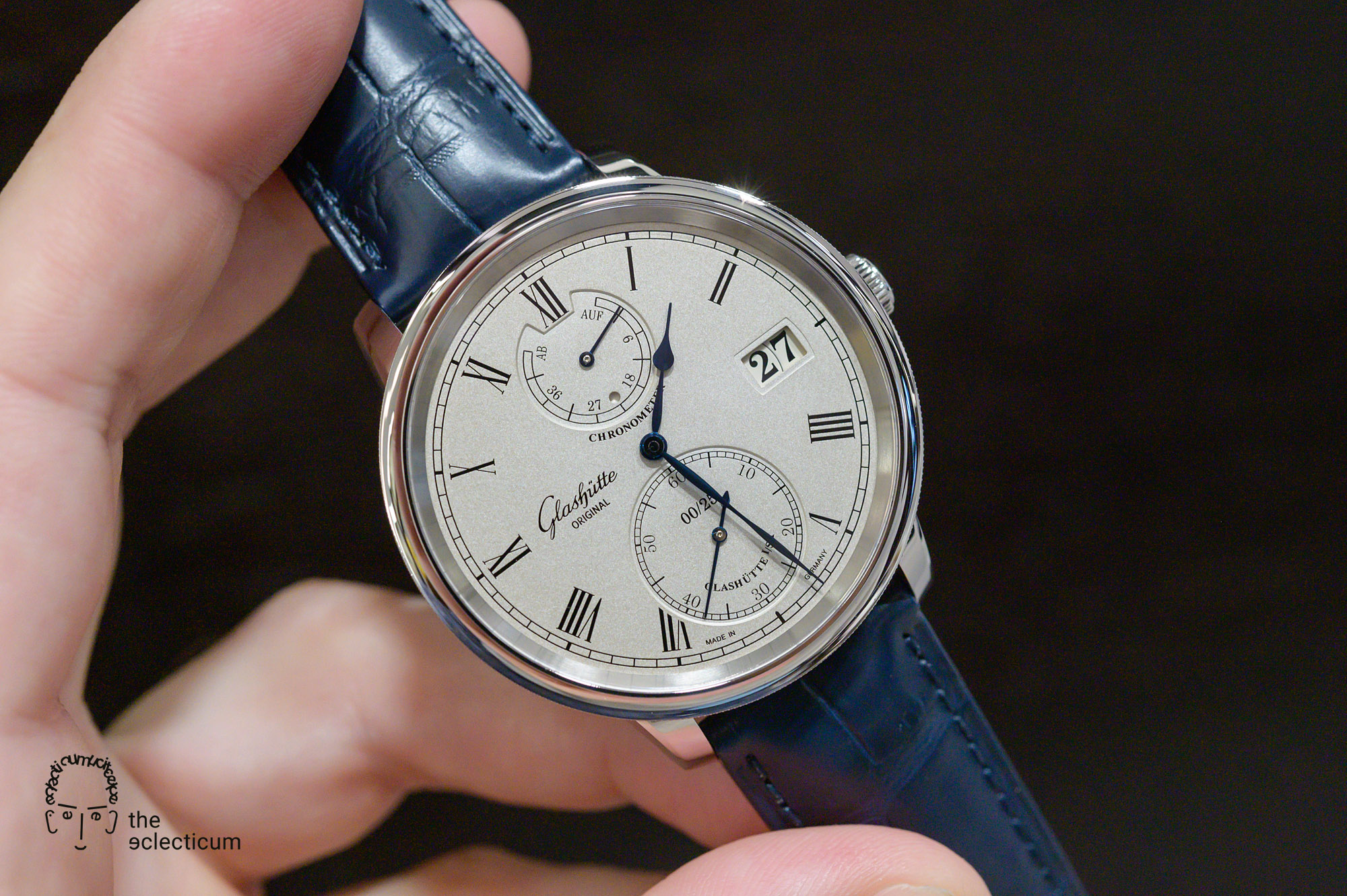 Glashütte Original Senator Limited Edition 2020