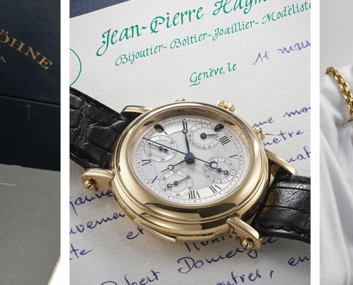 Watch Collector's Delights May 2021 Auctions Antiquorum Ineichen Phillips