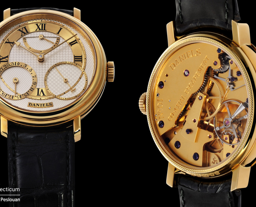 George Daniels Co-Axial Anniversary Watch