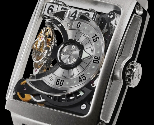 """""""Guy´s Eclectic Choice of The Week"""": Hautlence – HL 2.0"""