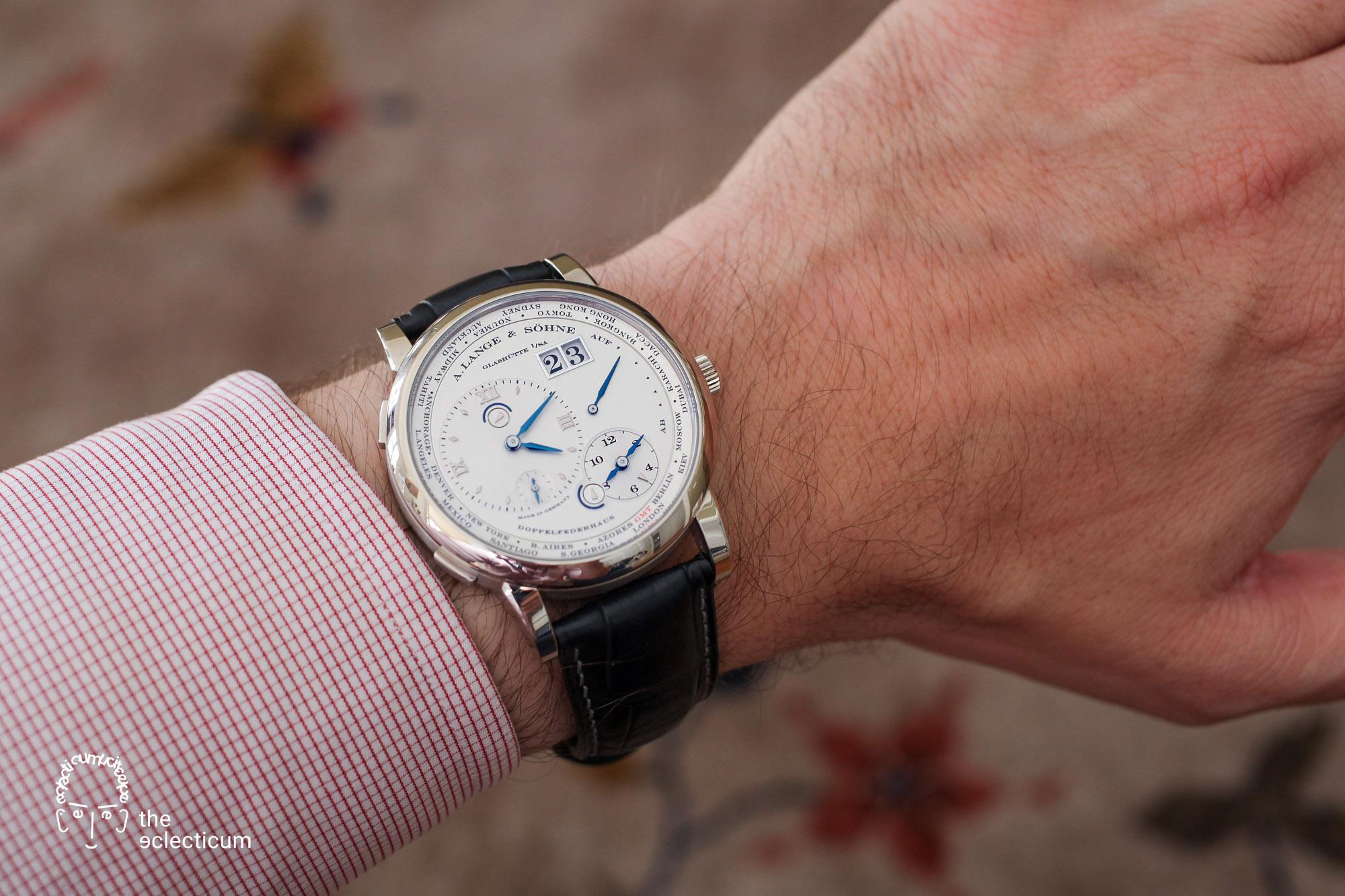 A. Lange & Söhne Lange 1 Timezone