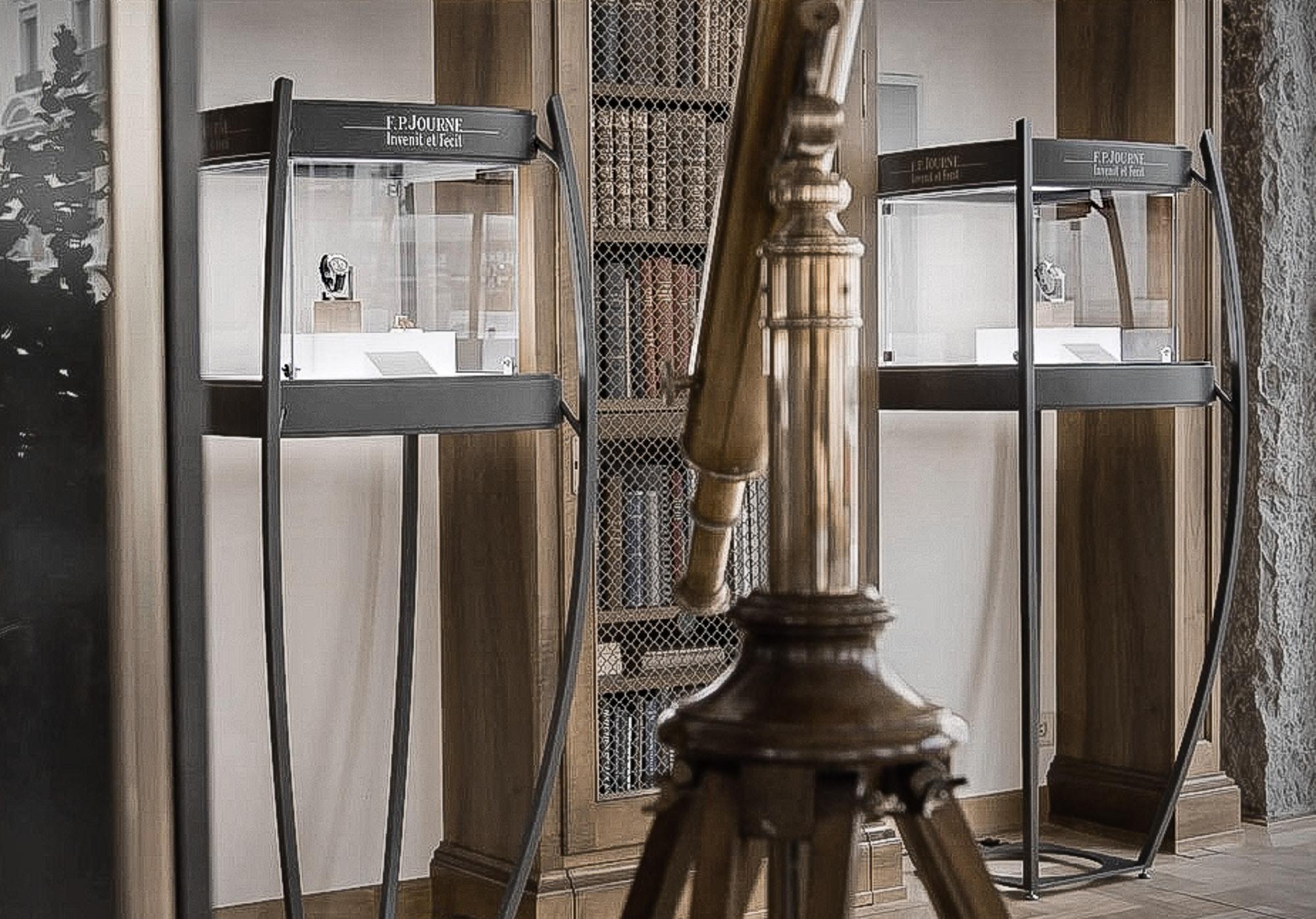 20th Anniversary Exhibition 20 years Chronomètre à Résonance