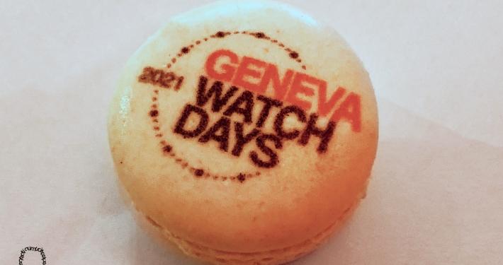 Geneva Watch Days 2012 maccaron