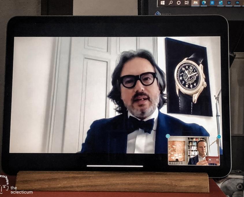 Montblanc Director Davide Cerrato Interview
