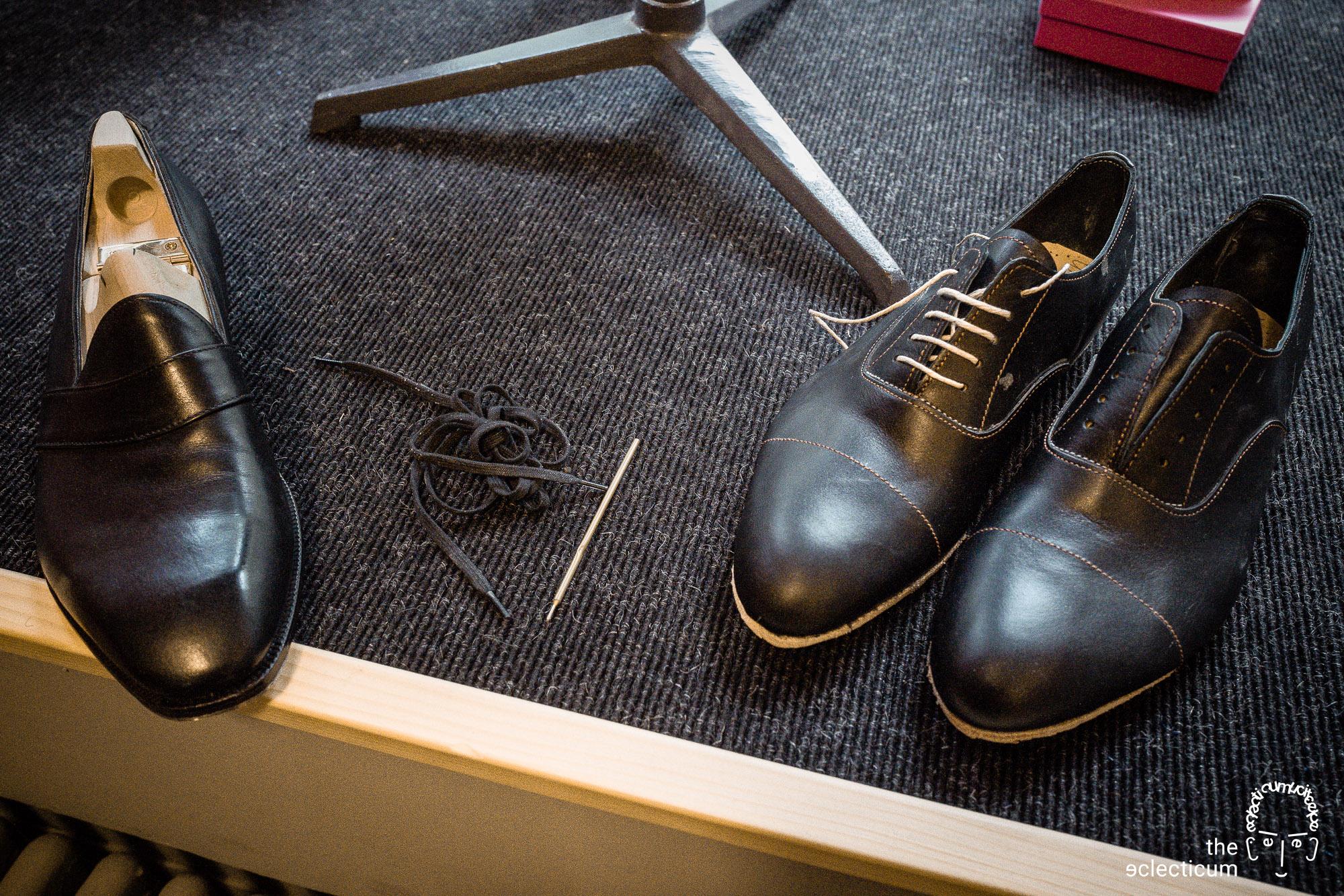 Atelier Leonard Kahlcke shoes