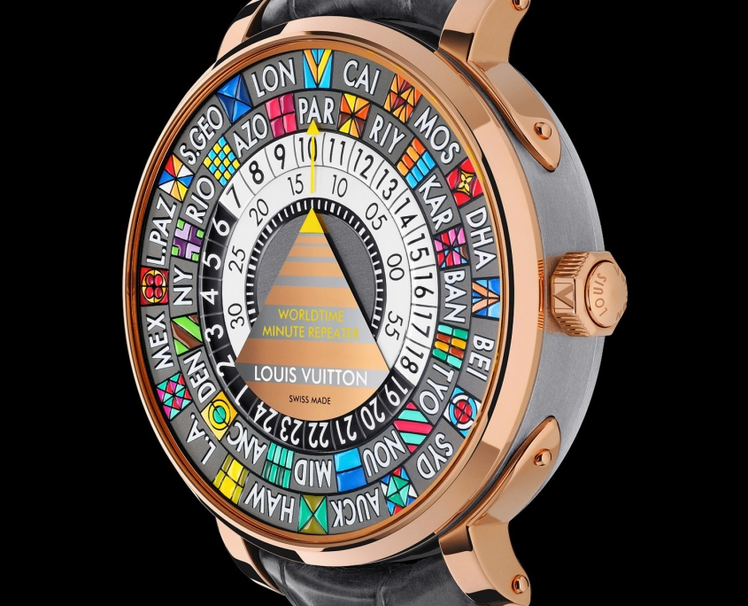 Louis Vuitton Escale Worldtime Minute Repeater