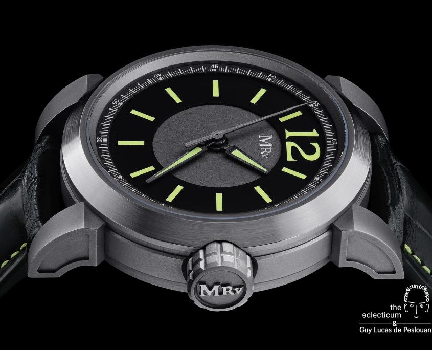 Hervé Morard MRV Luminova M1-01 Angelus 216 titanium