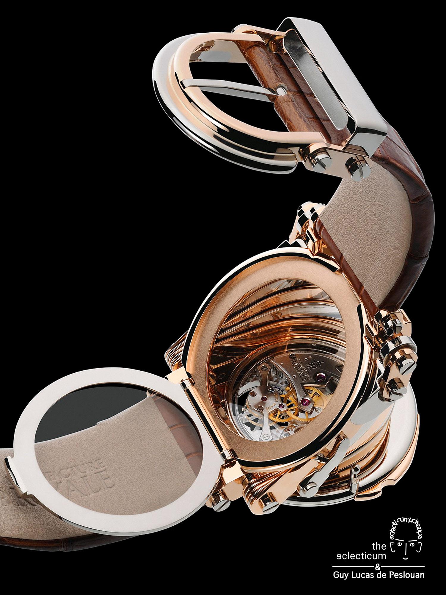 Manufacture Royale Opéra Tourbillon Minute Repeater Silicon Escapement
