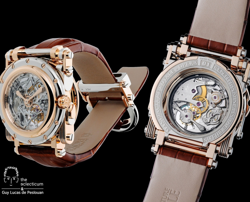 Manufacture Royale Opéra Tourbillon Minute Repeater Silicon Escapement