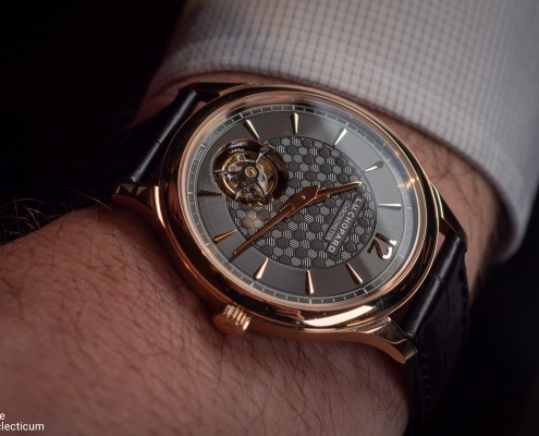 Chopard L.U.C. Flying T Twin Flying Tourbillon wristshot